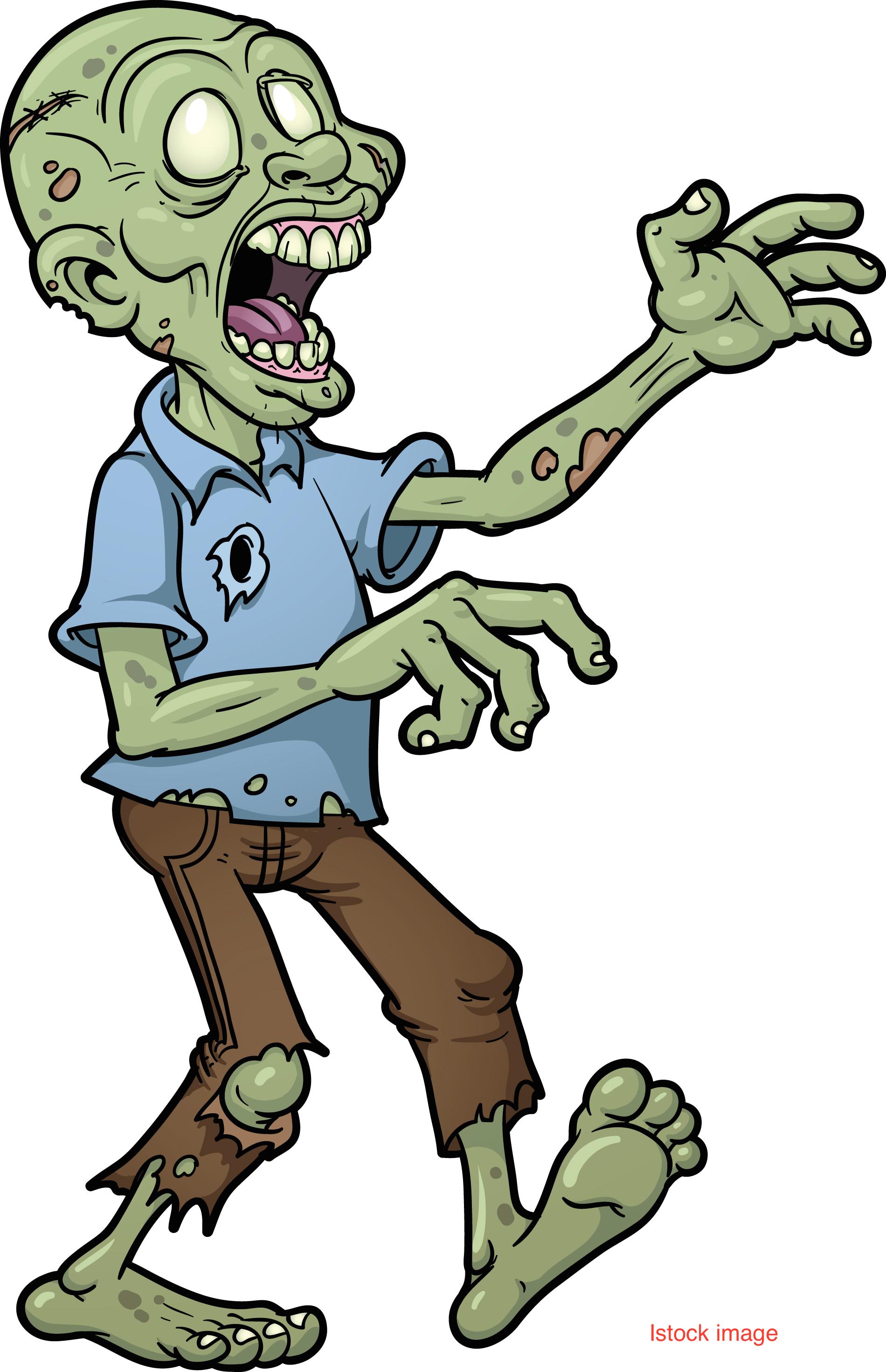 Сообщение, веселые зомби картинки