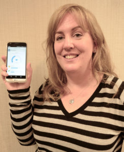 Kelly Hogeterp, a board member with the Grand River Community Health Centre in Brantford, was the top-ranked of user of CapacityGO among the attendees of Capacity's board governance boot camp in Hamilton. CapacityGO is a anywhere/anytime mobile app to reinforce the governance training of the boot camp. Other top winners: Christine Hurst, Grand River Community Health Centre; Rien VandenEnden, Brantford Welcome In Resource Centre; Ashley Ravenscroft, Graduate Students Association of McMaster University; Sandra Baker, Big Brothers Big Sisters of Halton; and Natalie D'Silva, Graduate Students Association of McMaster University.